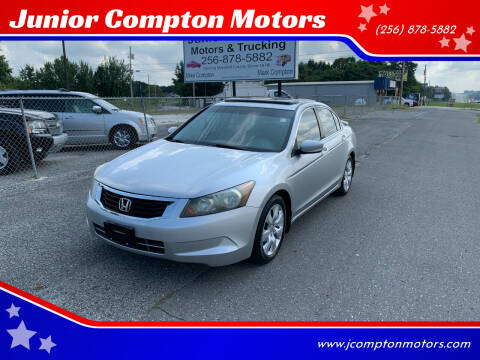 2009 Honda Accord for sale at Junior Compton Motors in Albertville AL