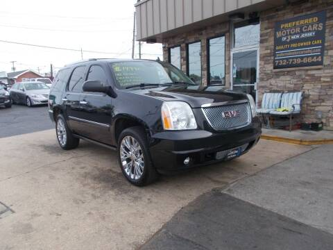 2011 GMC Yukon for sale at Preferred Motor Cars of New Jersey in Keyport NJ