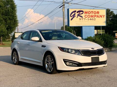 2013 Kia Optima for sale at GR Motor Company in Garner NC