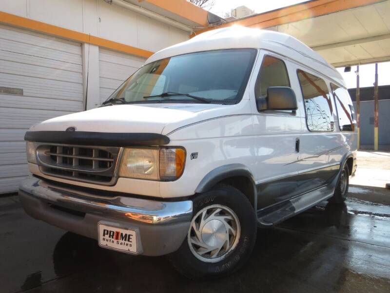 2002 Ford E-Series Cargo for sale at PR1ME Auto Sales in Denver CO
