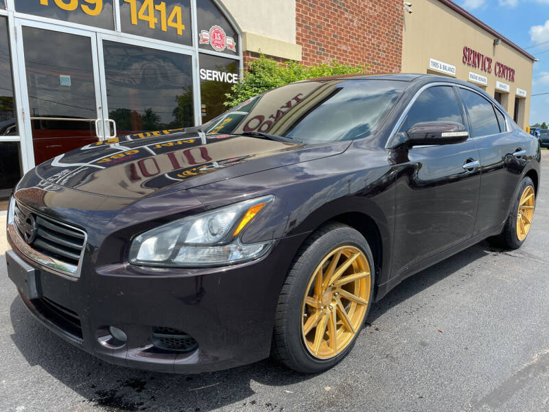 2014 Nissan Maxima for sale at Professional Auto Sales & Service in Fort Wayne IN