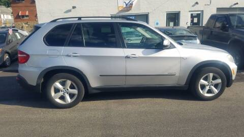 2009 BMW X5 for sale at Bottom Line Auto Exchange in Upper Darby PA