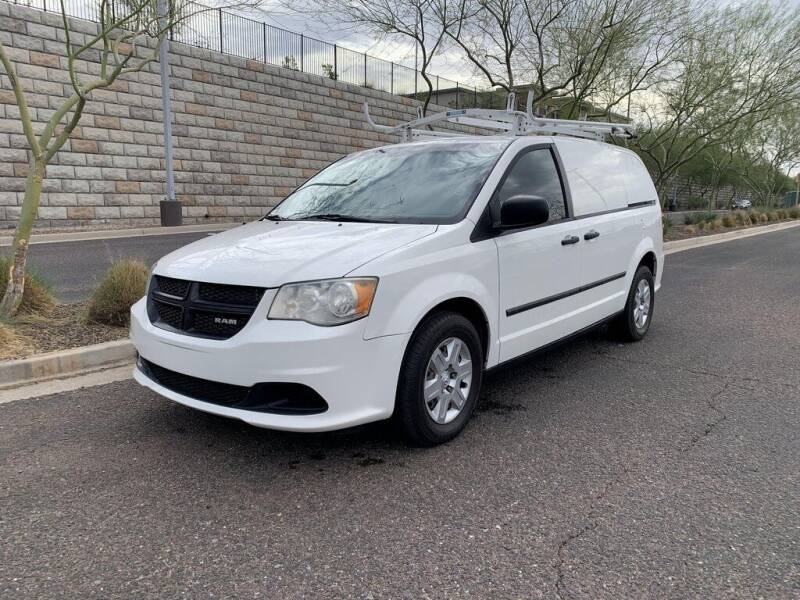 2013 RAM C/V for sale at AUTO HOUSE TEMPE in Tempe AZ
