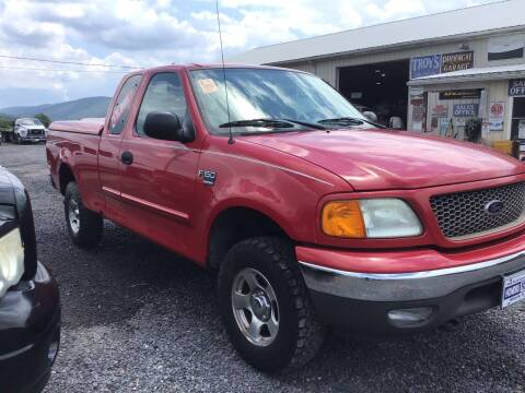 2004 Ford F-150 Heritage for sale at Troys Auto Sales in Dornsife PA