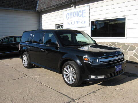 2017 Ford Flex for sale at Choice Auto in Carroll IA