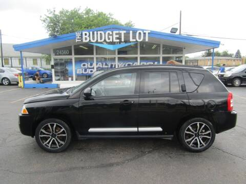 2007 Jeep Compass for sale at THE BUDGET LOT in Detroit MI