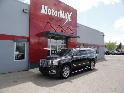 2017 GMC Yukon XL for sale at MotorMax of GR in Grandville MI