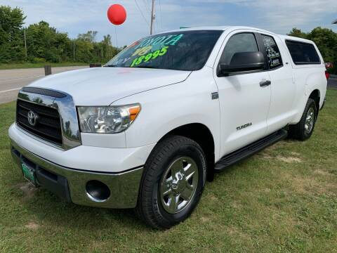 2007 Toyota Tundra for sale at FREDDY'S BIG LOT in Delaware OH
