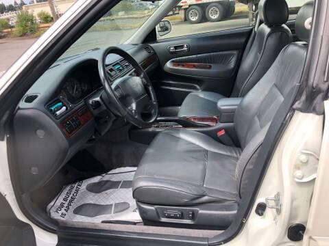 1998 Acura TL for sale at South Tacoma Motors Inc in Tacoma WA