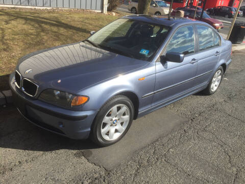 2005 BMW 3 Series for sale at UNION AUTO SALES in Vauxhall NJ