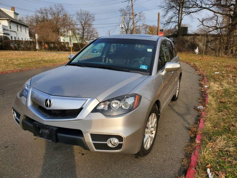 2011 Acura RDX for sale at Shah Motors LLC in Paterson NJ