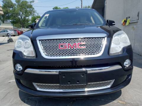 2012 GMC Acadia for sale at Auto Haus Imports in Grand Prairie TX