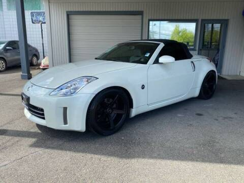 2006 Nissan 350Z for sale at TacomaAutoLoans.com in Lakewood WA
