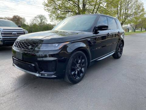 2018 Land Rover Range Rover Sport for sale at VK Auto Imports in Wheeling IL