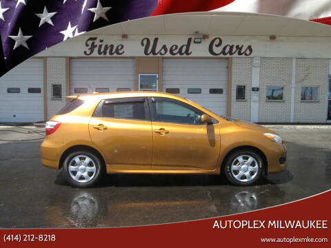 2009 Toyota Matrix for sale at Autoplex Milwaukee in Milwaukee WI