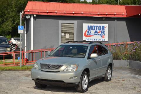 2005 Lexus RX 330 for sale at Motor Car Concepts II - Kirkman Location in Orlando FL