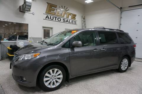 2012 Toyota Sienna for sale at Elite Auto Sales in Ammon ID