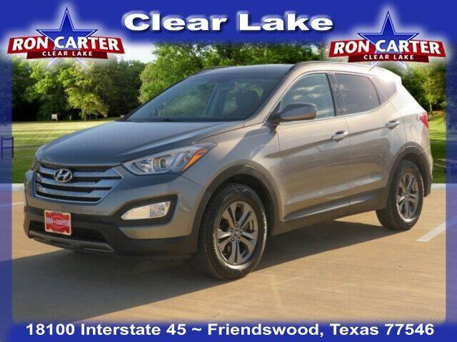 2014 Hyundai Santa Fe Sport for sale at Ron Carter  Clear Lake Used Cars in Houston TX