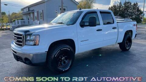 2013 GMC Sierra 1500 for sale at RBT Automotive LLC in Perry OH
