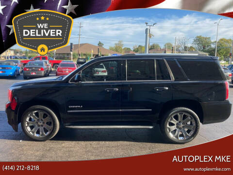 2015 GMC Yukon for sale at Autoplexwest in Milwaukee WI