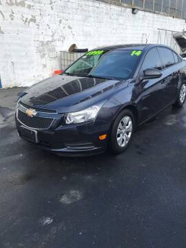 2014 Chevrolet Cruze for sale at Square Business Automotive in Milwaukee WI
