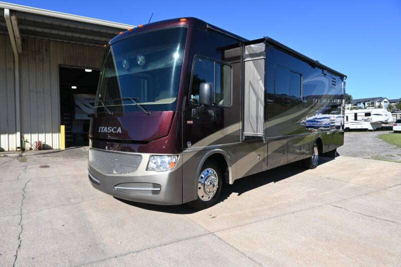 2014 Itasca Sunova 33C for sale at Thurston Auto and RV Sales in Clermont FL