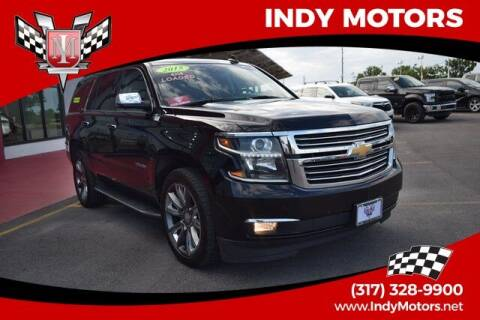 2015 Chevrolet Tahoe for sale at Indy Motors Inc in Indianapolis IN