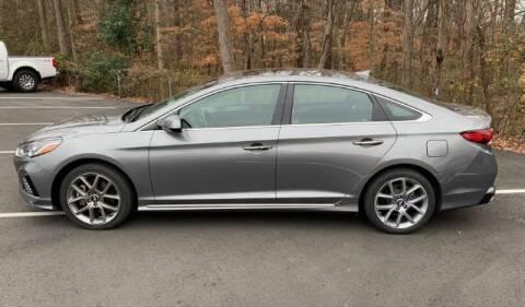 2018 Hyundai Sonata for sale at Adams Auto Group Inc. in Charlotte NC