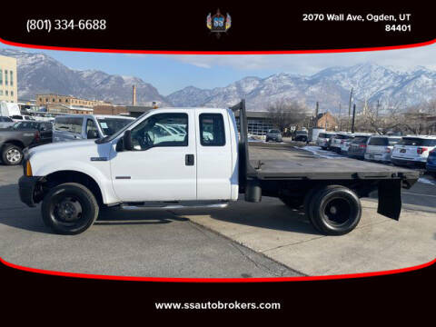 2006 Ford F-350 Super Duty for sale at S S Auto Brokers in Ogden UT