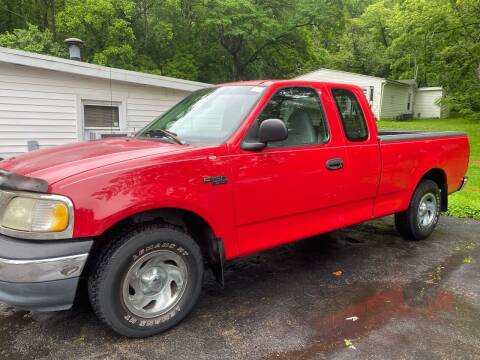 1999 Ford F-150 for sale at Roberts Rides LLC in Franklin OH