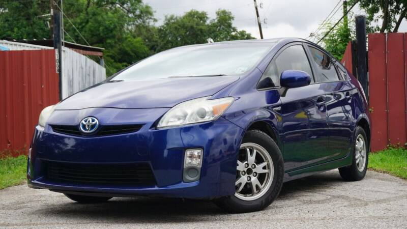 2010 Toyota Prius for sale at Hidalgo Motors Co in Houston TX