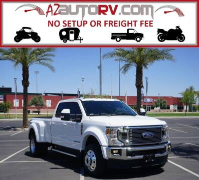 2020 Ford F-450 Super Duty for sale at Motomaxcycles.com in Mesa AZ