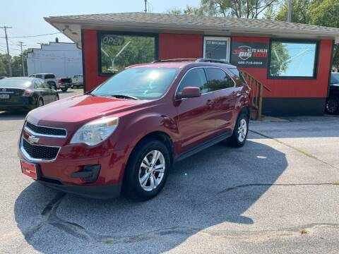 2010 Chevrolet Equinox for sale at Big Red Auto Sales in Papillion NE