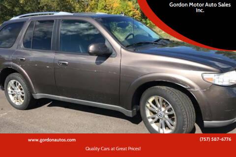 2008 Saab 9-7X for sale at Gordon Motor Auto Sales Inc. in Norfolk VA