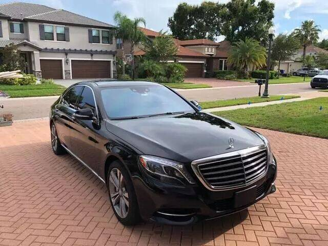 2015 Mercedes-Benz S-Class for sale at WESTCOAST AUTO MALL in Holiday FL