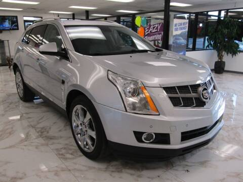 2010 Cadillac SRX for sale at Dealer One Auto Credit in Oklahoma City OK