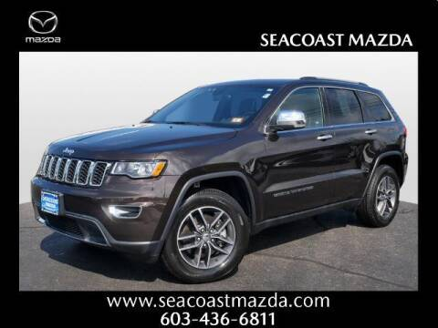 2017 Jeep Grand Cherokee for sale at The Yes Guys in Portsmouth NH