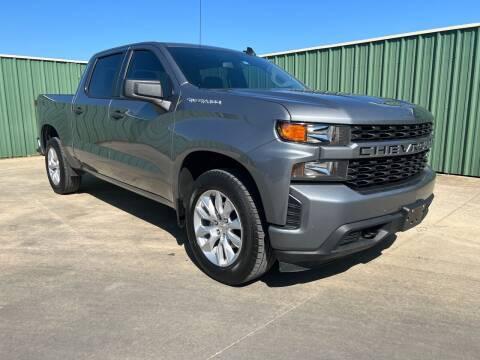 2020 Chevrolet Silverado 1500 for sale at Triple C Auto Sales in Gainesville TX