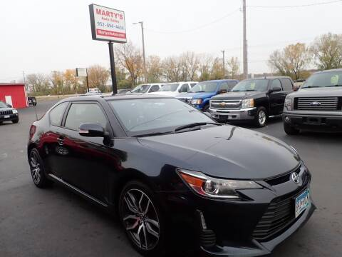 2015 Scion tC for sale at Marty's Auto Sales in Savage MN
