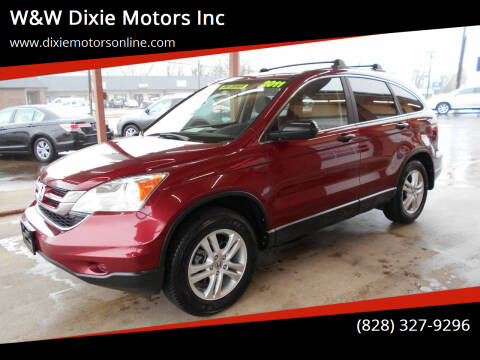 2011 Honda CR-V for sale at W&W Dixie Motors Inc in Hickory NC