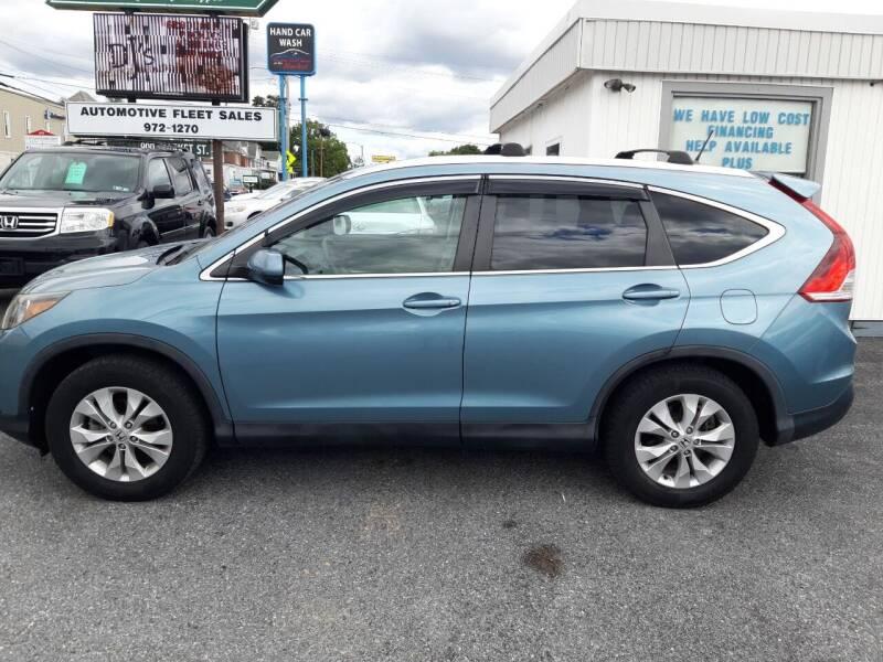 2014 Honda CR-V for sale at Automotive Fleet Sales in Lemoyne PA