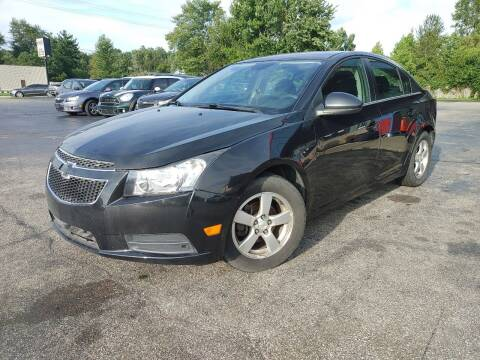 2011 Chevrolet Cruze for sale at Cruisin' Auto Sales in Madison IN