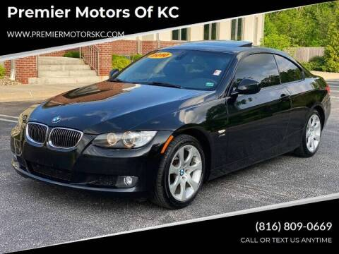2010 BMW 3 Series for sale at Premier Motors of KC in Kansas City MO