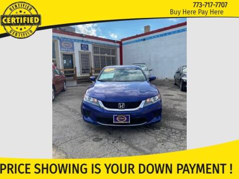 2013 Honda Accord for sale at AutoBank in Chicago IL
