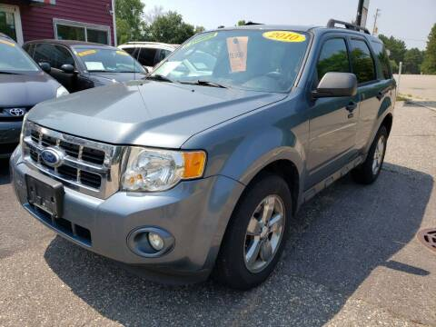 2010 Ford Escape for sale at Hwy 13 Motors in Wisconsin Dells WI