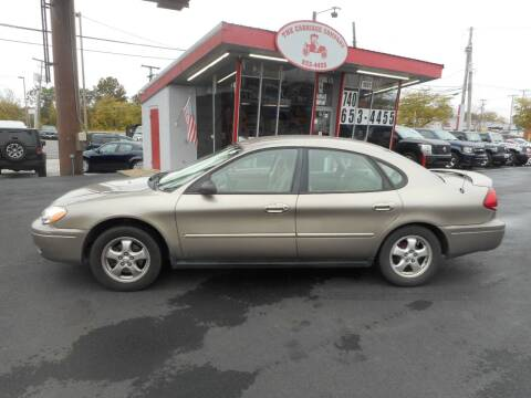 2006 Ford Taurus for sale at The Carriage Company in Lancaster OH