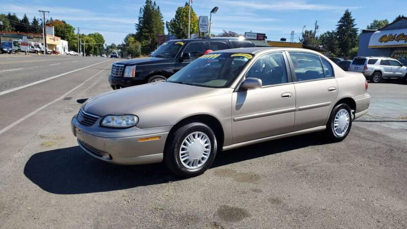 1999 Chevrolet Malibu for sale at Good Guys Used Cars Llc in East Olympia WA