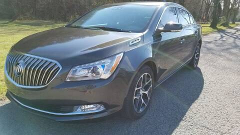 2016 Buick LaCrosse for sale at G T Auto Group in Goodlettsville TN