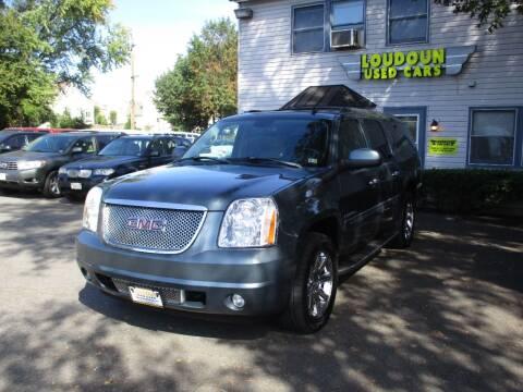 2007 GMC Yukon XL for sale at Loudoun Used Cars in Leesburg VA