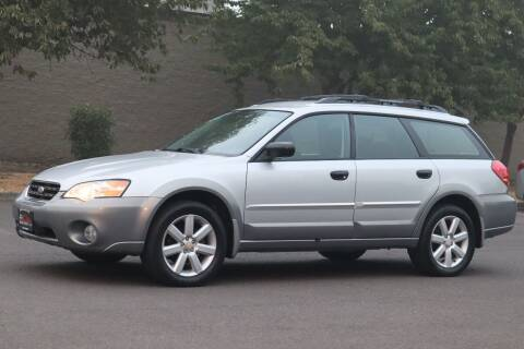 2006 Subaru Outback for sale at Beaverton Auto Wholesale LLC in Aloha OR
